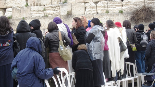 """women wailing wall""  ""rain"""