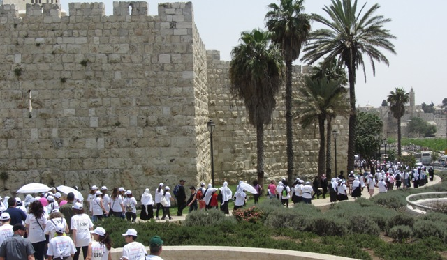 """picture Old City Walls"" ""photo Al Quds"", ""image Al-Quds"""