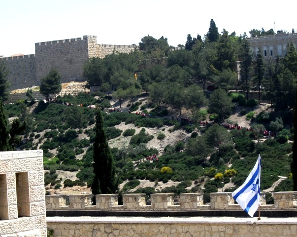 """picture Jerusalem"", ""photo Old City"" ""image Old City walls"""