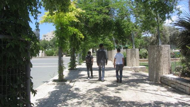 """picture East Jerusalem"", ""photo Jerusalem"" ""image Arab boys"""