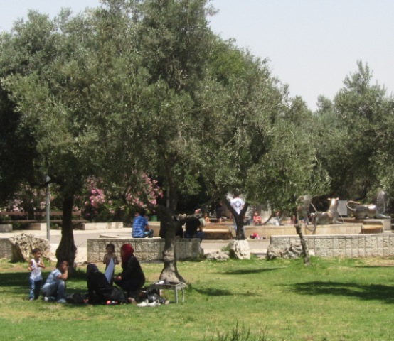 """Jerusalem Park image"", ""picture Palestinians Jerusalem"", ""photo Jerusalem Arabs"""