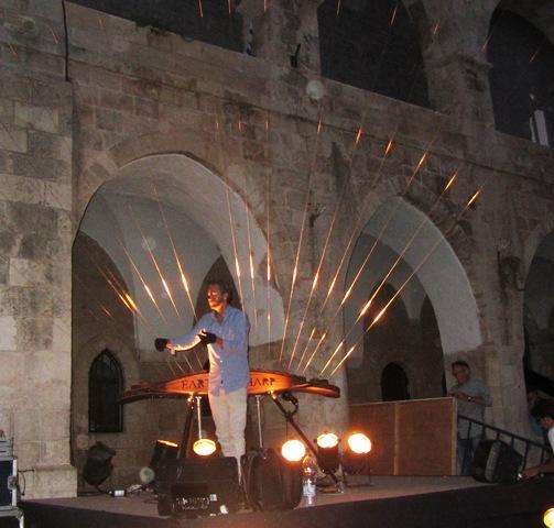 """picture light festival"", ""photo harp"", ""image Jerusalem"""