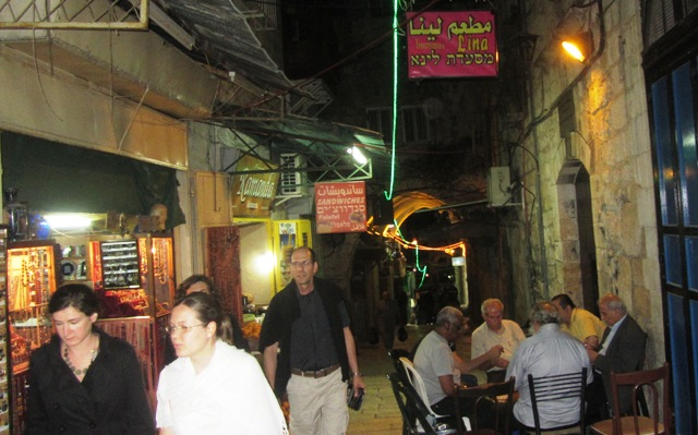 """picture Old city"", ""image Arab market"", ""photo Jerusalem"""