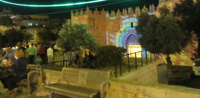 """picture Damascus Gate"", ""photo Damascus Gate"", ""image Shar Secham"""