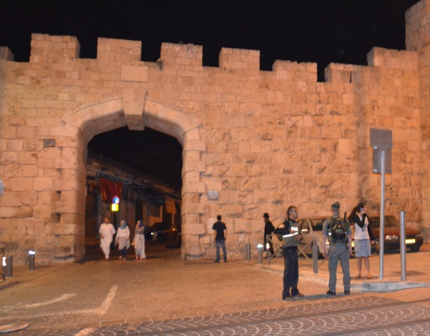 """photo  Jerusalem gate"" . ""picture Jerusalem"","