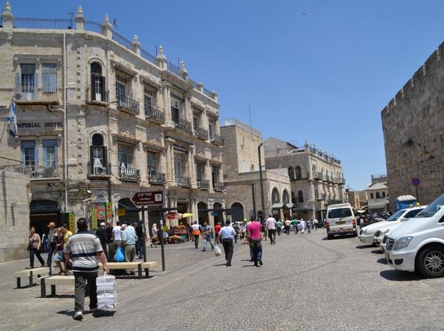 Jaffa Plaza