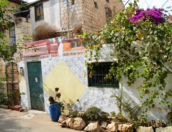 street art, J Street, Nahlaot