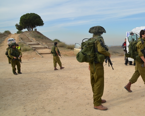 israeli soldeer