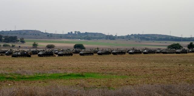Israeil tank