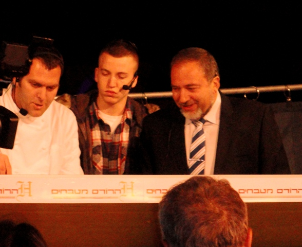Avigdor Lieberman photo