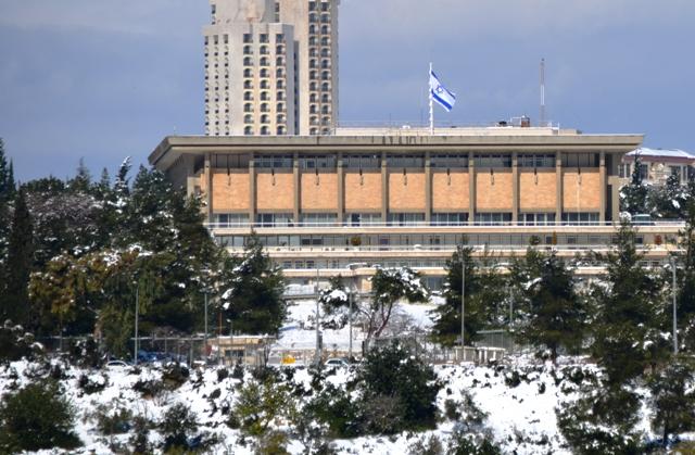 Snow photo Jerusaelm