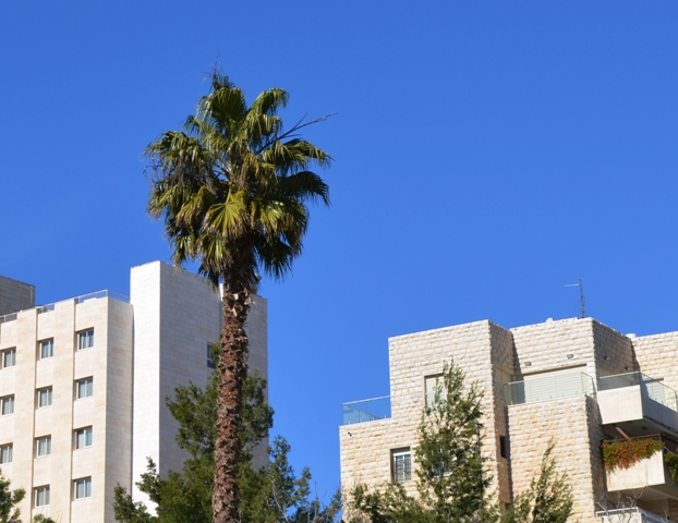 blue sky Jerusalem, photo Jerusalem, photo tour Jerusalem
