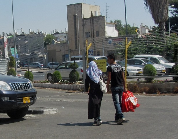 shopping in Jerusalem, BDS image, Apartheid, Israeli oppression picture,