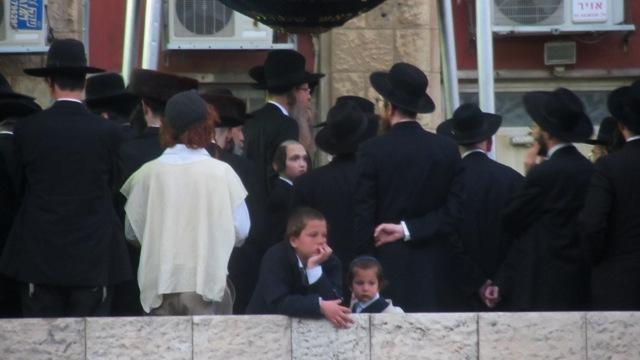 Jewish wedding, Jerusalem photos