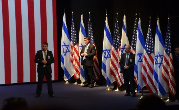 Barak Obama in israel