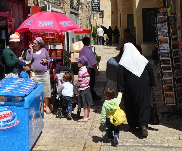 Old City Jerusalem photo