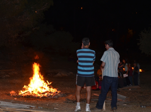 Medura, Jerusalem photo Lag B'Omer