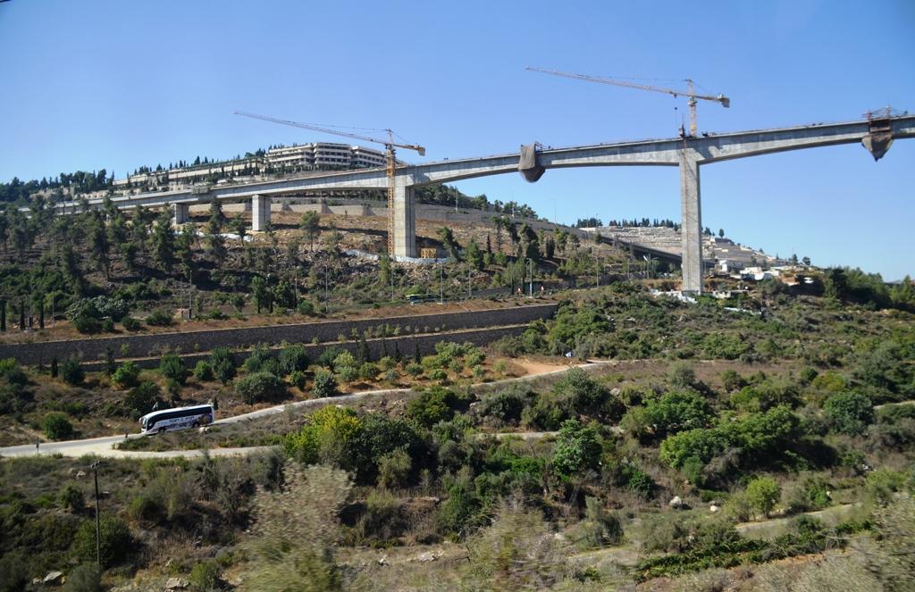 Jerusalem JNF park Memorial 9 11