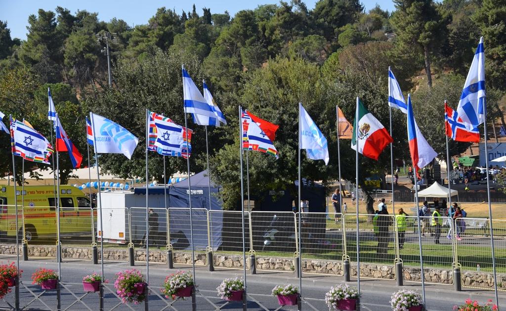Gan Sacher ready for Jerusalem parade on Sukkot